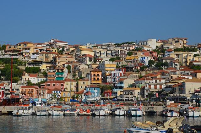 Parga - mooiste plekjes Griekenland