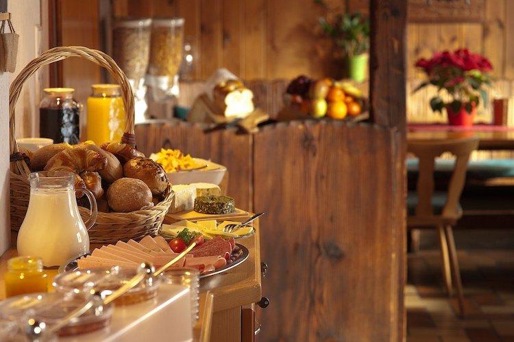 Ontbijt bij all-inclusive hotel