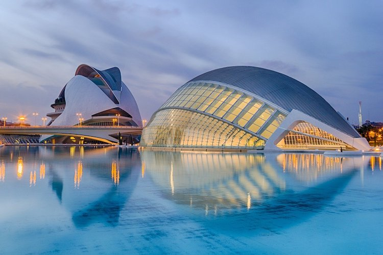 Overnachten in Valencia