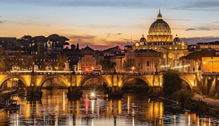 Trip naar Rome